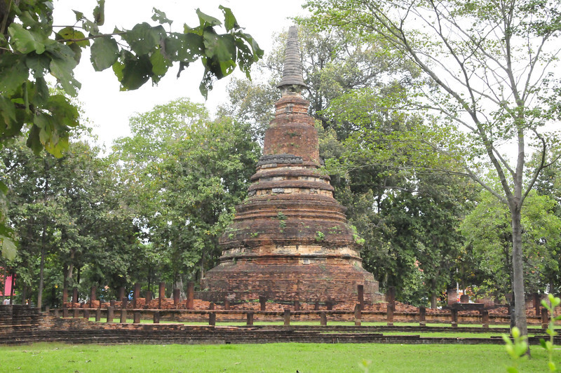 Sukhothai Historical Park  - the site of the first capital of the Kingdom - a UNESCO world heritage site