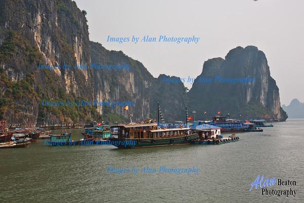 Ha Long Bay Tour Boats