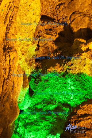 Colourful Cave