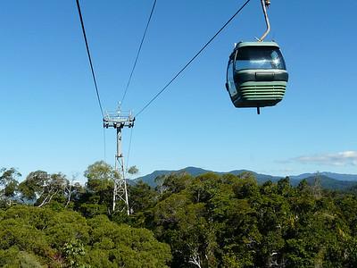 2009 Kuranda Scenic Railway and Skyrail Kuranda to Cairns