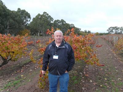 2010 Barossa Valley, South Australia,  FlyerTalk Winery Tour