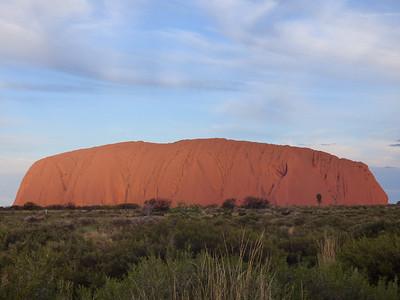 "2014 Uluru and Olgas, Northern Territory ""OzFest"""