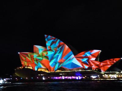 """2014 """"Vivid Sydney"""", Sydney, Australia"""