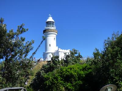 2016 Byron Bay Lighthouse and Byron Bay