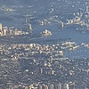 coming in for landing over Sydney - see the Opera House?