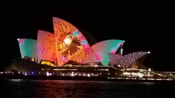 2017 Sydney - includes Vivid Sydney + 4 video clips