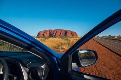 Ayers Rock-Uluru