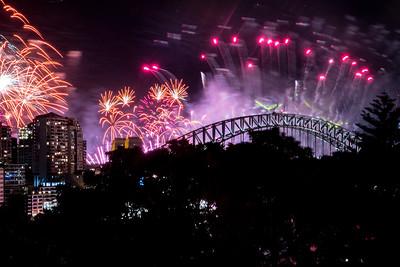 2018  SONY Australia fireworks_67