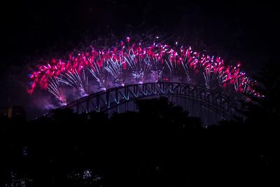 2018  SONY Australia fireworks_97