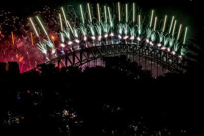 2018  SONY Australia fireworks_85