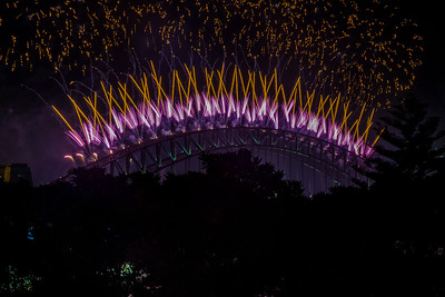 2018  SONY Australia fireworks_91