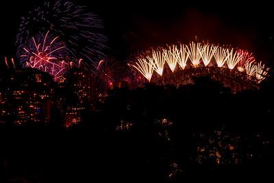 2018  SONY Australia fireworks_73