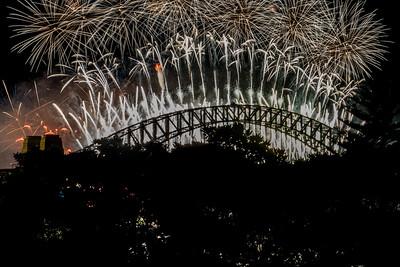 2018  SONY Australia fireworks_99