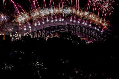 2018  SONY Australia fireworks_86