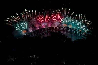 2018  SONY Australia fireworks_96