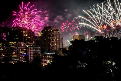 2018  SONY Australia fireworks_79
