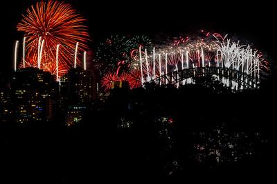 2018  SONY Australia fireworks_75