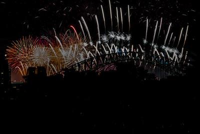 2018  SONY Australia fireworks_90