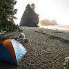 Shi Shi Beach, Olympic National Park, Washington State Coast