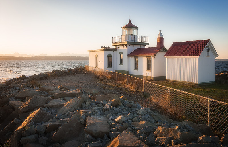 Discovery Lighthouse