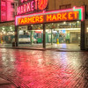 Pike Place Market after a Storm, Seattle