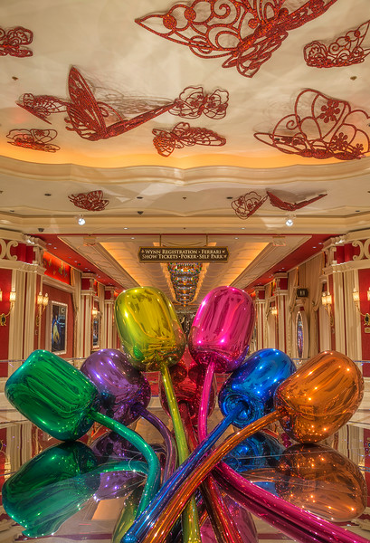 The Wynn Casino, Las Vegas