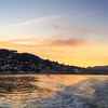 Cruising back from Sausalito, California