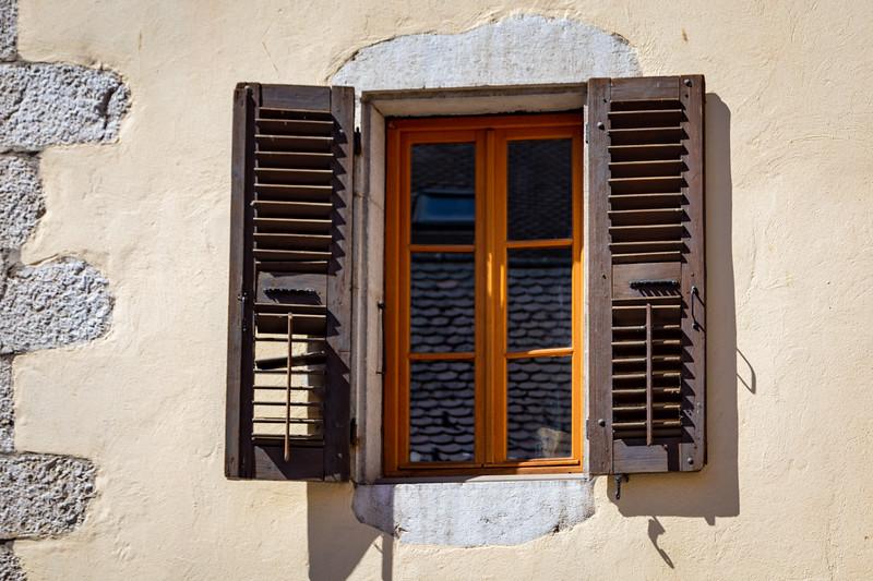 Window in Annecy