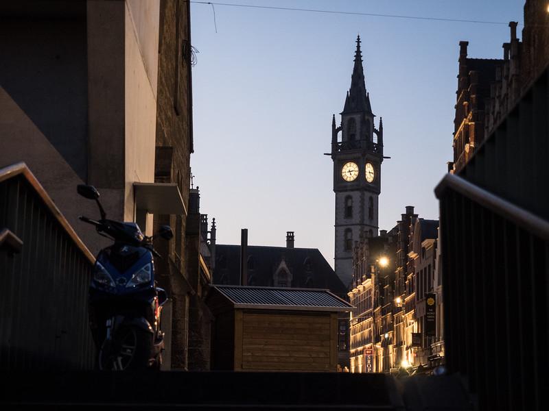 The Ghent version of Big Ben.
