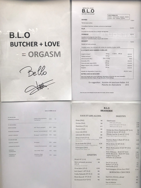 Butcher + Love = Orgasm... 'Nuff said