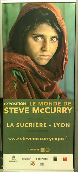 Steve McCurry Photo Exhibit