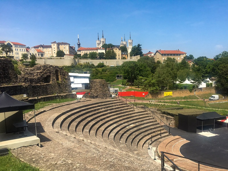 Ancient Theatre of Fourvière