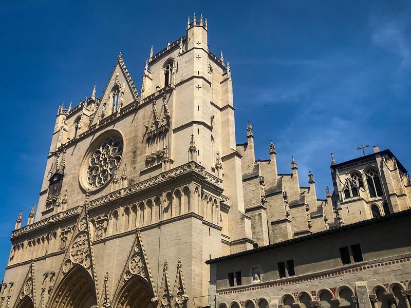 Cathédrale Saint-Jean-Baptiste de Lyon