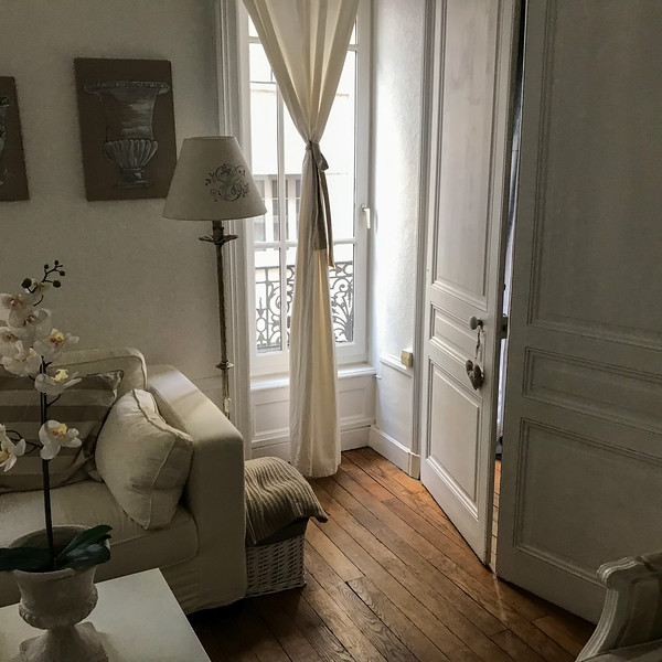 Our AirBnB in Lyon