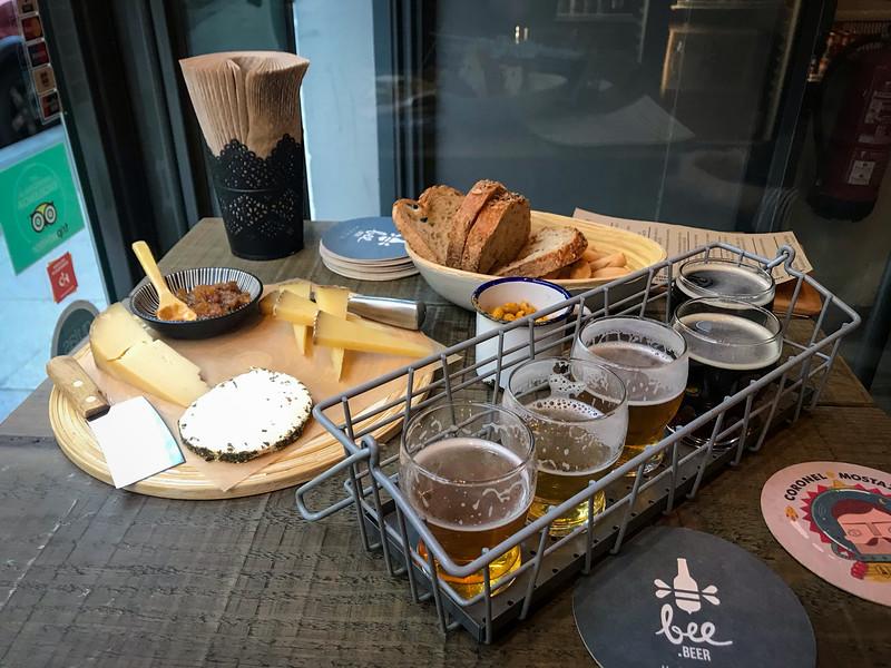 Craft Beer at Bee Beer