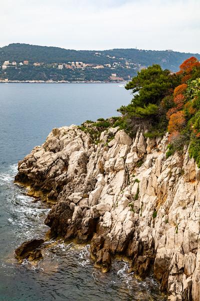 Cap Ferrat Shoreline