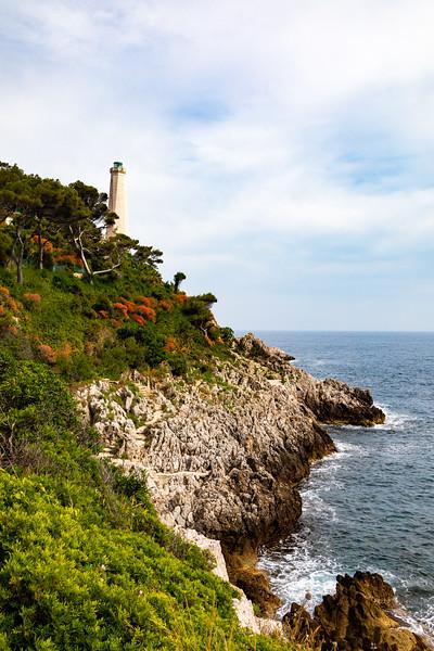 Lighthouse on Cap Ferrat
