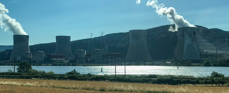The French love their Nuclear Power!