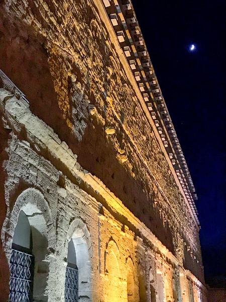 Exterior of the Théâtre Antique D'Orange