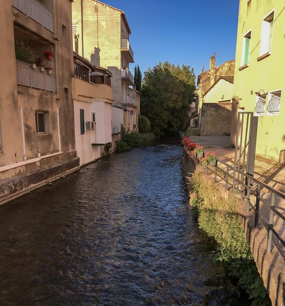 Le Meyne - A Small River that Runs Through Orange