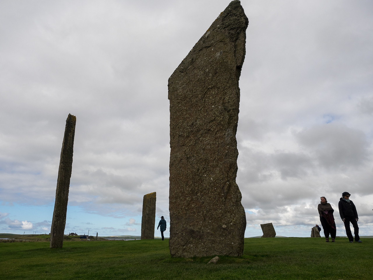 The Stones of Stenness.