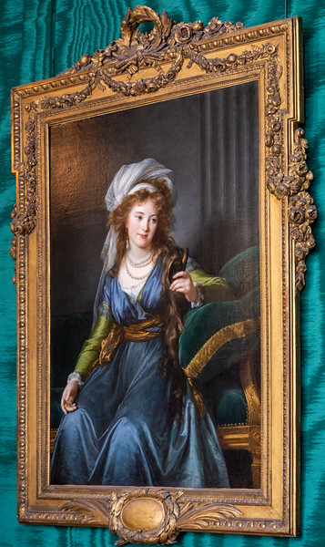 Painting at the Jacqumart-Andre Museum
