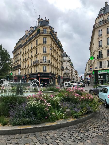 Fontaine Guy Lartigue
