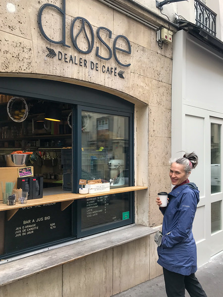 Dose - A Fabulous Little Coffee Shop