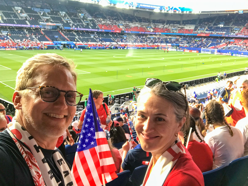 USA vs France - Win or Go Home!