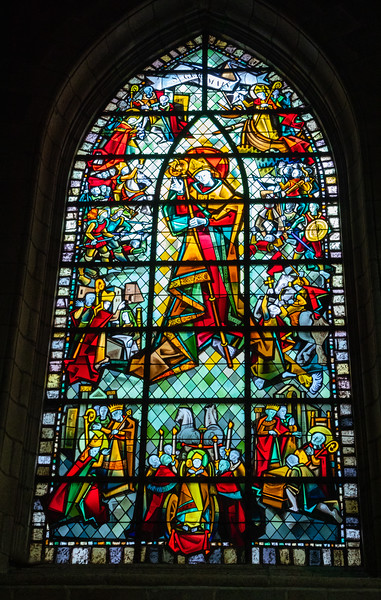 Cathedral Stained Glass