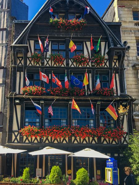 La Couronne (Restaurant)