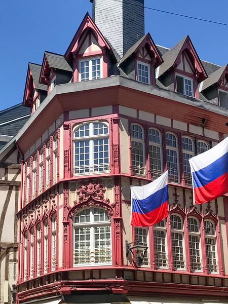 Beautiful Building in Rouen
