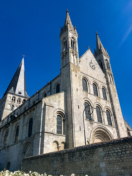 Abbey of Saint-Georges, Boscherville