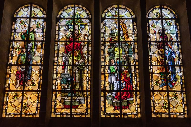 Cathédrale Saint-Vincent-de-Saragosse de Saint-Malo